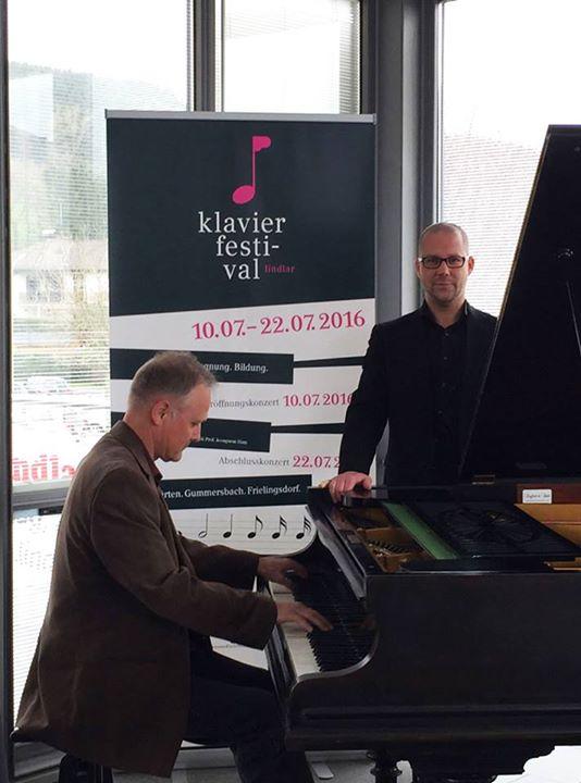 Klavierfestival Lindlar SugarPool