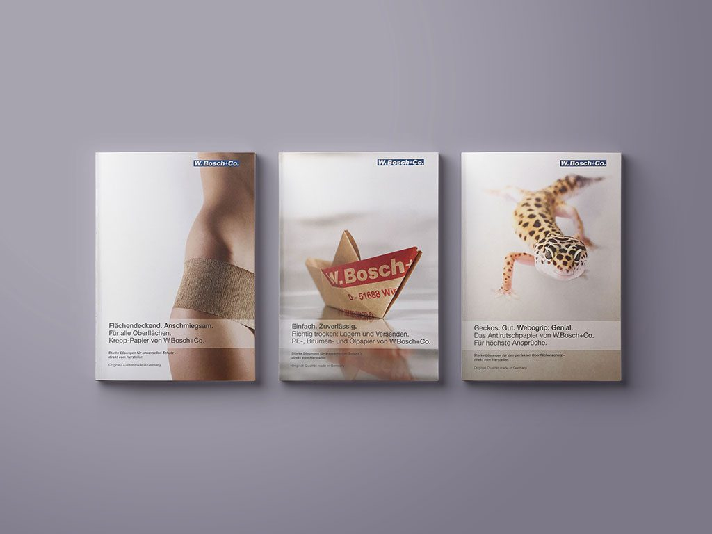 W. Bosch Magazin